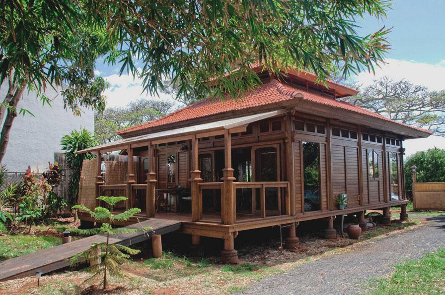 Paia Ohana Eco Friendly Homes in Maui, Hawaii