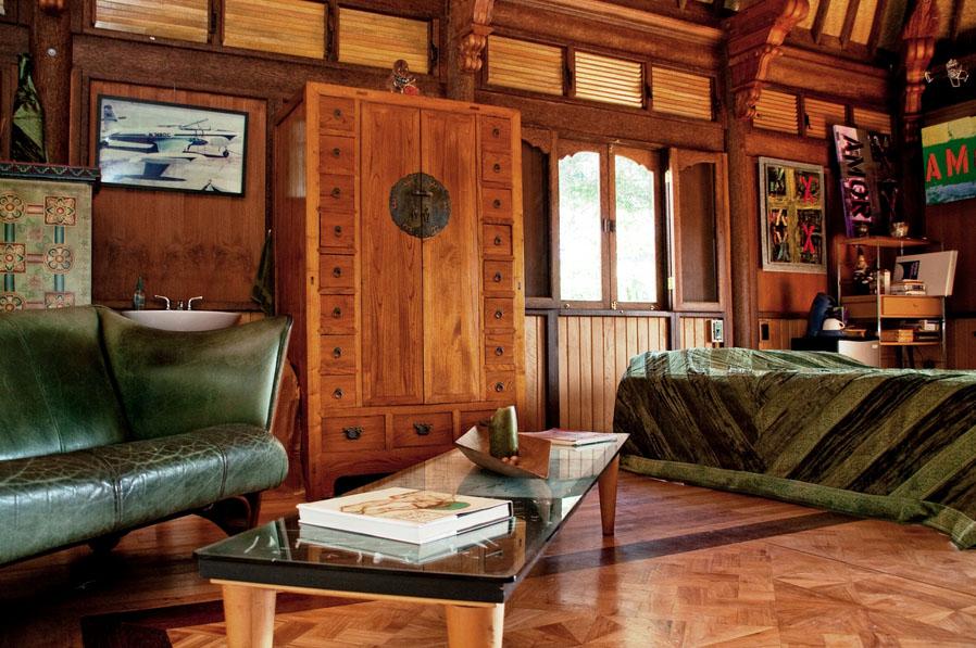 Paia Ohana Eco Home Living Room