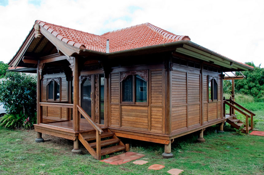 Haiku Ohana Tiny House by Eco Mandala Homes Maui